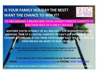 Is your family holiday the best? Want a chance to win it?