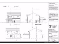 Extensions Built Including Planning. drawings, Structural Engineers reports, Total to completion