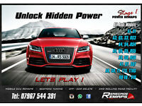 Power Upgrade REMAP for AUDI 's inc. S-Line & RS (A1, A3, Q3, A4, A5, Q5, A6, A7, Q7, A8, TT, R8)