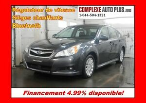 2012 Subaru Legacy 2.5i Commodité *Mags, Bluetooth