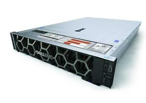 Dell R740 Server - loaded - 20-cores, 64GB, 1.2TB SAS SSD, 10GbE, with rails - 1 year warranty