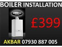 £399 BOILER replacement,installation,swap,MEGAFLO,hob,cooker INSTALLATION,heating,plumbing,GASAFE