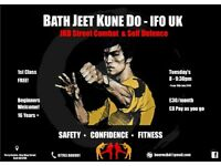 Original Jeet Kune Do (JKD) group classes return to Bath!