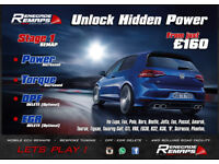 POWER REMAP / DPFs FIXED - Audi, Bmw, Vw, Mercedes - A3, A4, A6, A8, Q7, M3, 320d, 530d, X5, AMG CDi