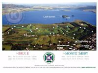Stay and play Golf Package-Green Hotel, Kinross Scotland