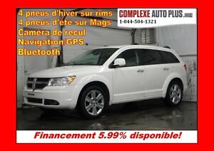 2009 Dodge Journey R/T V6 AWD 7 passagers *Navi,Cuir,Toit