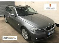 2010 Bmw 330 D SE Touring Saloon *Manual* *Panoramic glass Roof* 12 Month Mot 3 Month Warranty