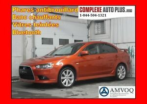 2012 Mitsubishi Lancer Ralliart AWD Turbo