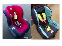 Britax or Maxi Cosi Car Seats for 9 to 18kg