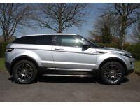Land Rover Range Rover Evoque 2.2 SD4 Prestige Coupe 4×4 3dr Good / Bad Credi...