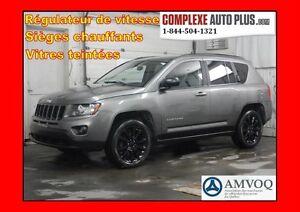 2012 Jeep Compass High Altitude 4x4 AWD *Mags 17po Noir