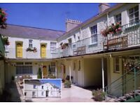 No 9 Trinity Mews 2 Bed ground floor flat in great location in central Torquay (winter let)