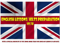 English Lessons/IELTS Preparation