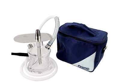 Oduman Shisha - N2 clear Travel mit Transporttasche - Bag