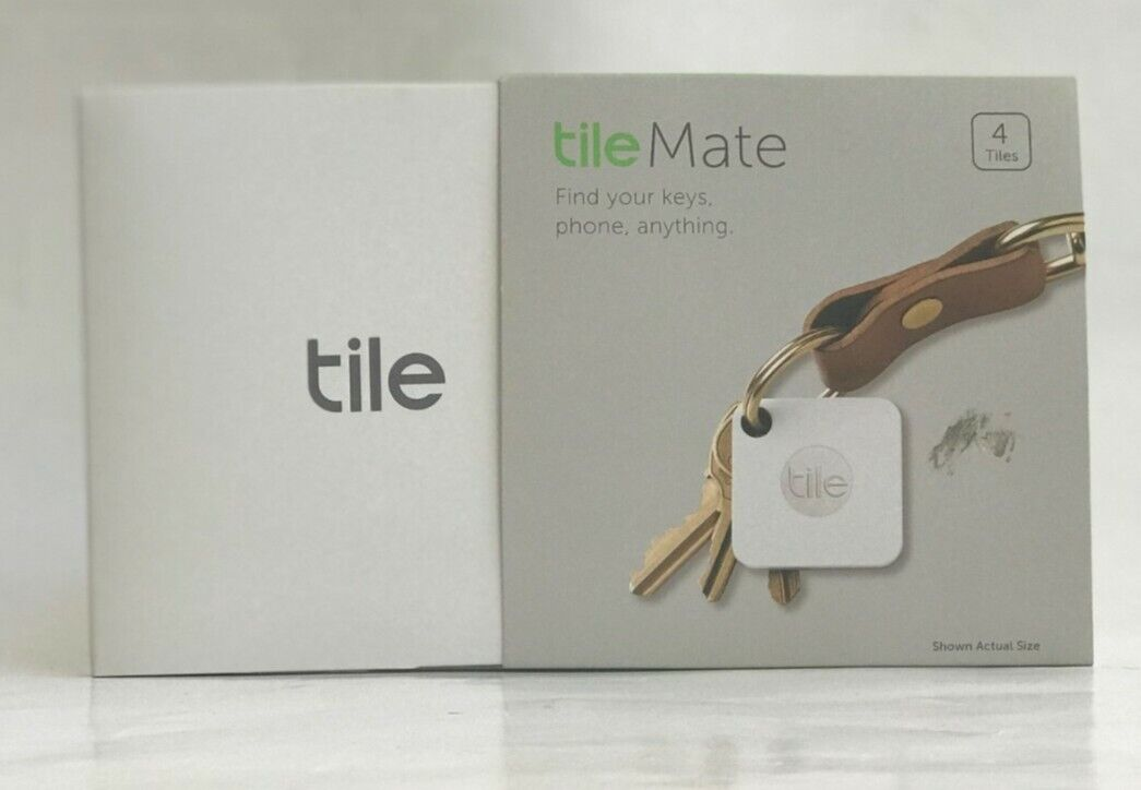 Tile Mate 4 Pack Bluetooth 2016 Never Used/Open Box - $25.00