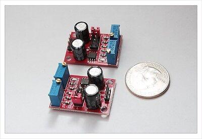 2pcs Nano Signal Generator Module 555 Pulse Frequency Adjustable Square Wave Pwm