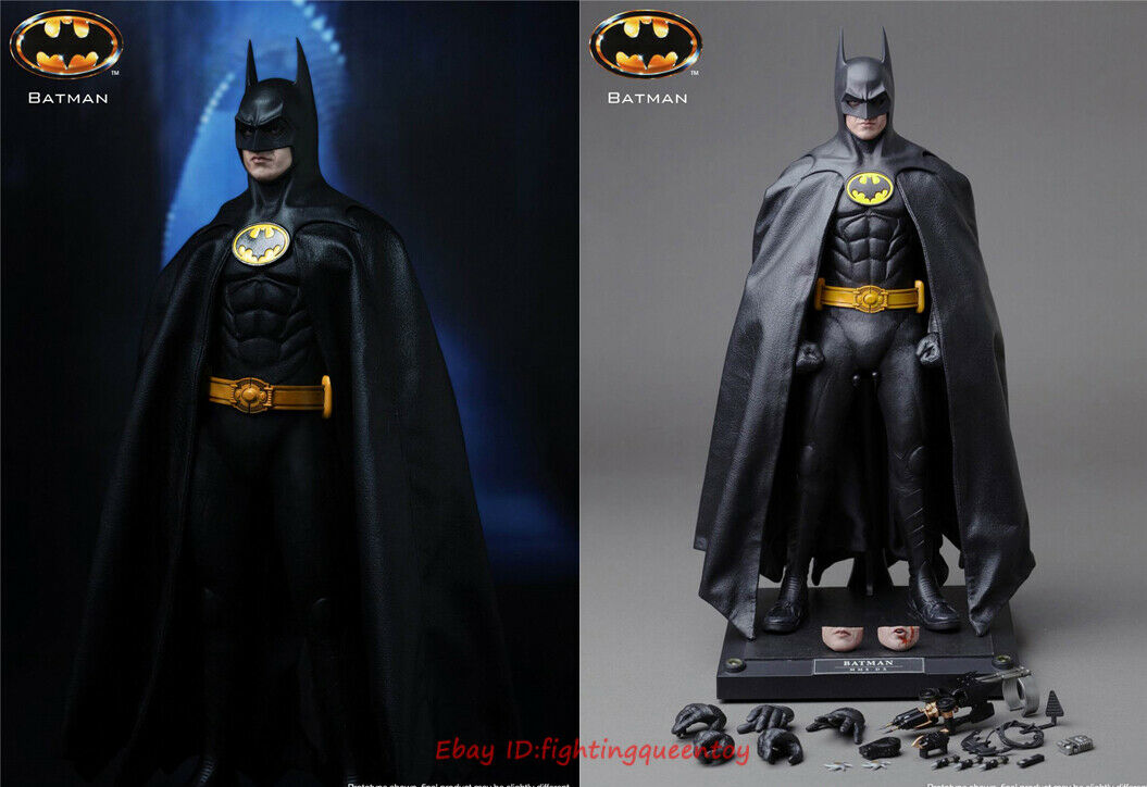 Hot Toys DX09 BATMAN Michael Keaton Figure 1//6 TIMER BOMB and REMOTE 1989