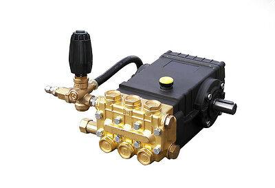 Pressure Washer Pump - Plumbed - Hp Hp4040 - 4 Gpm - 4000 Psi - Yvb75kdm-n
