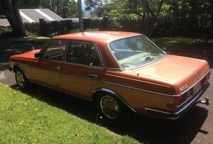 RWC 1980 Mercedes 280E Classic Balmoral Brisbane South East Preview