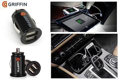 Dual USB Auto Ladegerät KFZ LKW Ladeadapter Zigarettenanzünder Adapter 12V 24V