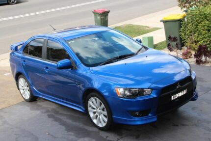 mitsubishi lancer vrx 2010 manual cars vans utes gumtree rh gumtree com au