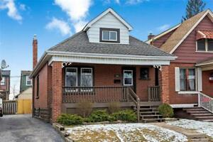 54 Connaught Avenue N Hamilton, Ontario
