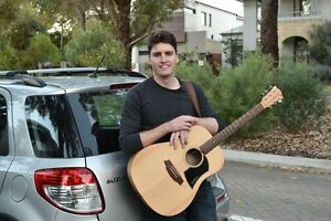 Jayson Fish Guitar lessons Churchlands Stirling Area Preview
