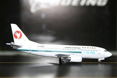 Panda Model Skywings 1 400 China Xinhua Boeing 737 300 B 2982  Pm B 2982