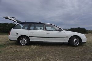 2001 Holden Commodore Wagon Executive VX Sydney City Inner Sydney Preview