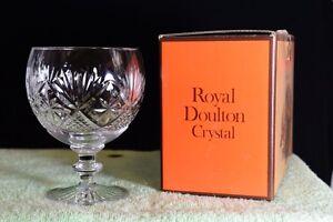 Royal Doulton / Webb Corbett Cut Glass / Full Lead Crystal. Lane Cove Lane Cove Area Preview