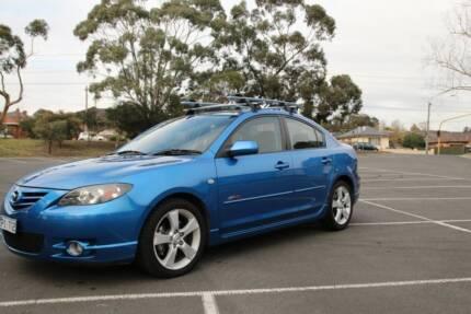 2005 Mazda Mazda3 Sedan SP23 Melbourne CBD Melbourne City Preview