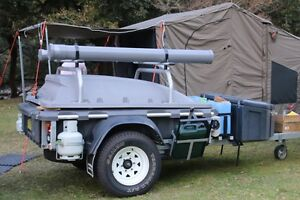 Stockman pod trailer with all accessories East Maitland Maitland Area Preview