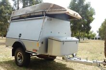 Camper Trailer / Toolbox Trailer with Extras Thornlie Gosnells Area Preview