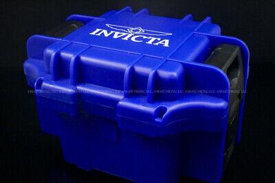 Brand New Invicta Blue One Slot Impact Diver's Collector Case/Box