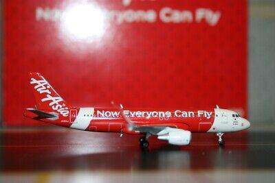 JC Wings 1:400 Air Asia Airbus A320-200 JA05AJ (XX4367) Die-Cast Model Plane