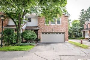 Ancaster Town Home For Sale: Condo fees paid for one full year!