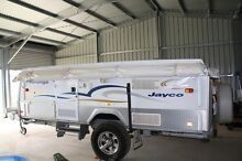 *** 2008 Jayco Flamingo Outback - WITH Extenda Rooms *** Gatton Lockyer Valley Preview