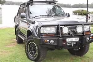 1992 80 Series Toyota LandCruiser Sahara Full Option Diff Lockers Casula Liverpool Area Preview