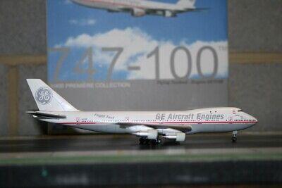 Dragon Wings 1:400 GE Aircraft Engines Boeing 747-100 N747GE