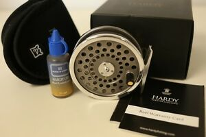 Hardy Marquis LWT 6 Reel Made in UK Free $70 Line Free Fast Ship HREMARG040