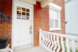 Family house DT in Byward Market w parking & crib!