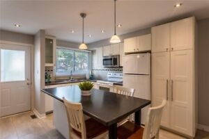 Amazing 3 bedroom/1 bathroom townhouse in St.Catharines