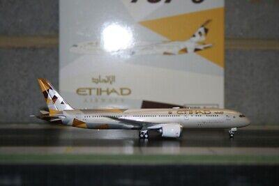 Phoenix 1:400 Etihad Boeing 787-9 A6-BLA (PH11027) Die-Cast Model Plane