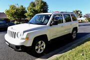 2012 Jeep Patriot Sport Auto 4x2 MY12 Coffs Harbour Coffs Harbour City Preview