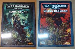 Assorted Games Workshop Books Trinity Beach Cairns City Preview