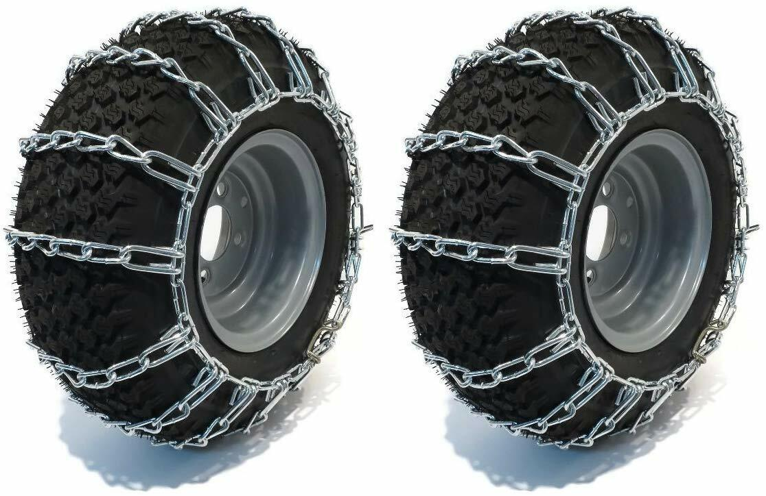 TireChain.com 8x12 23x8.50x12 Heavy Duty Tractor Tire Chains