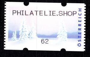 28.11.2014,62 Cent, PHILATELIE.SHOP, AWZ, ATM, Weihnachtsbäume, **,postfrisch - <span itemprop='availableAtOrFrom'>Wien, Österreich</span> - 28.11.2014,62 Cent, PHILATELIE.SHOP, AWZ, ATM, Weihnachtsbäume, **,postfrisch - Wien, Österreich