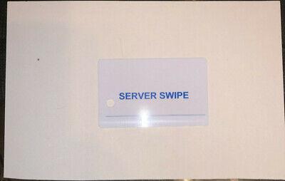 99 Generic Micros Server Swipe Cards - Pos Systems