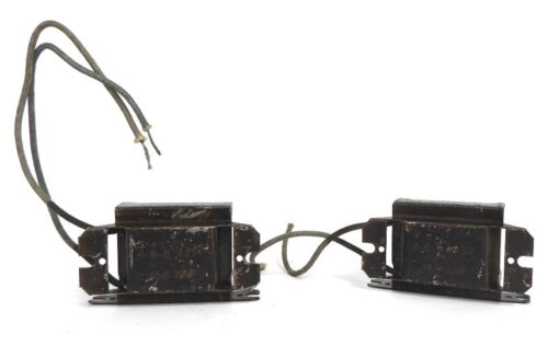 LOT OF 2 GENERAL ELECTRIC 89G435 COIL TRANSFORMERS