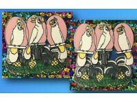 Disney Tiki Birds Enchanted Tiki Room 12 Days Of Christmas 2020 LR Pin